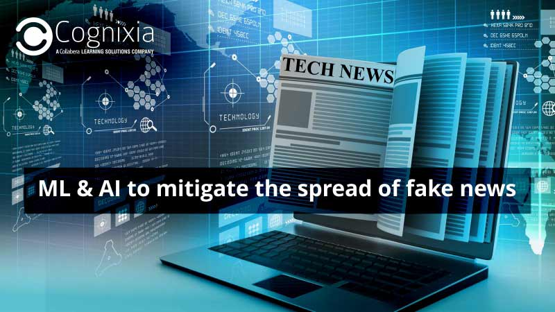 AI to mitigate the spread of fake news