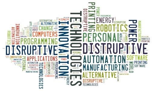 DISRUPTIVE TECHNOLOGIES: SHAPING THE FUTURE