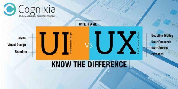 User Interface Design (UI) vs. User Experience Design (UX)