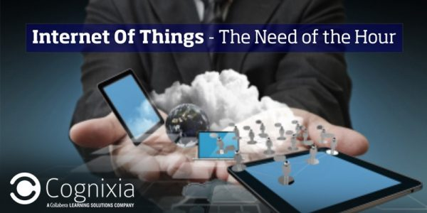 IoT – The Need of the Hour