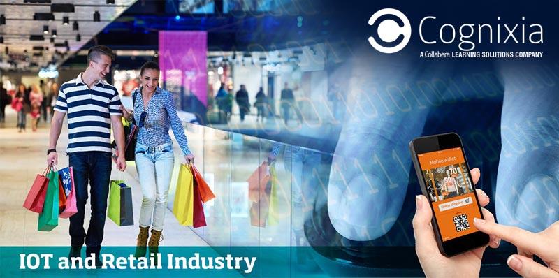 iot retail industry