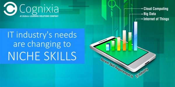 IT industry: Needs are changing to Niche Skills