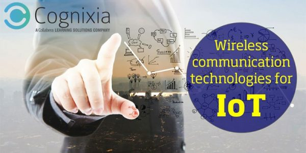 Wireless communication technologies for IoT