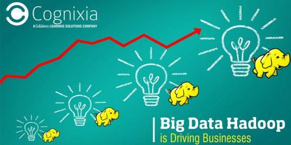 Big Data Hadoop is Driving Businesses