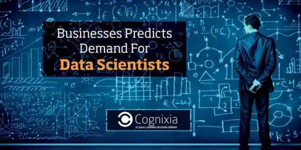 Businesses Predicts Demand For Data Scientists