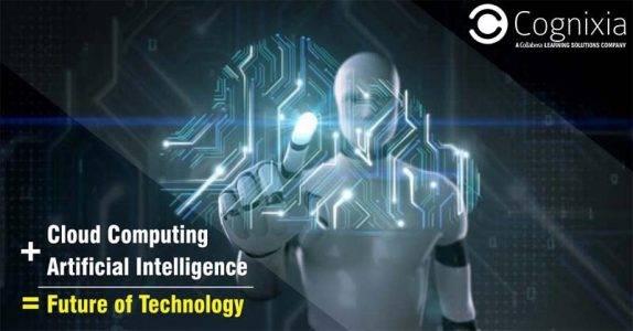 Cloud Computing + Artificial Intelligence = Future of Technology