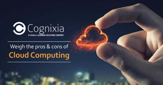 Weigh the pros and cons of cloud computing