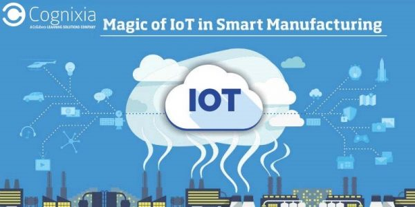 Magic of IoT in Smart Manufacturing
