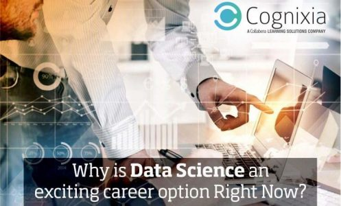 Data Science – an exciting career option right now