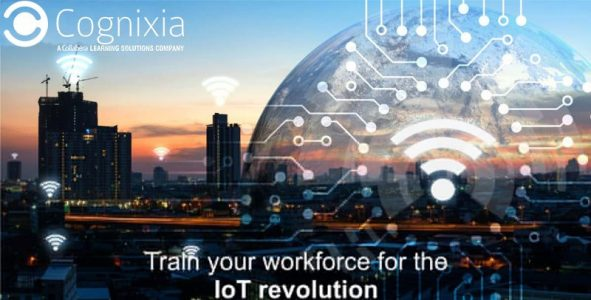 Cognixia plays a prominent role in training workforce for the IoT revolution