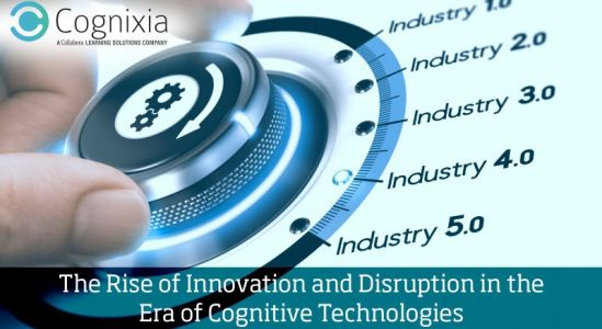 Coping with Innovation & Disruption in the Cognitive Era of Enterprises
