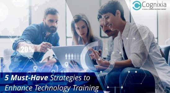5 Must-Have Strategies to Enhance Technology Training