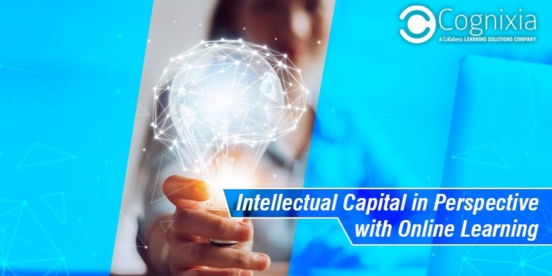 Intellectual Capital in Perspective with Online Learning