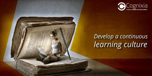 Developing a continuous learning culture