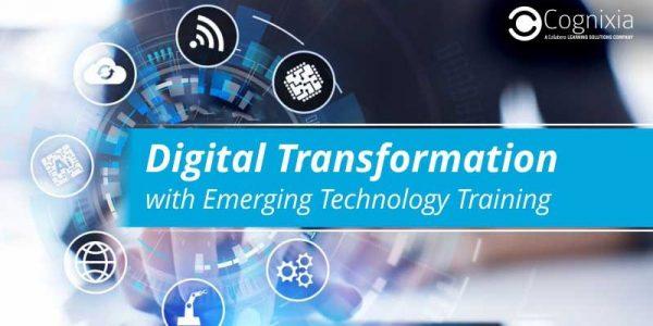 Digital Transformation with Emerging Technology Training