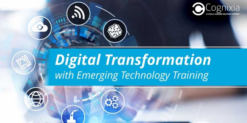 Digital Transformation with Emerging Technology Training