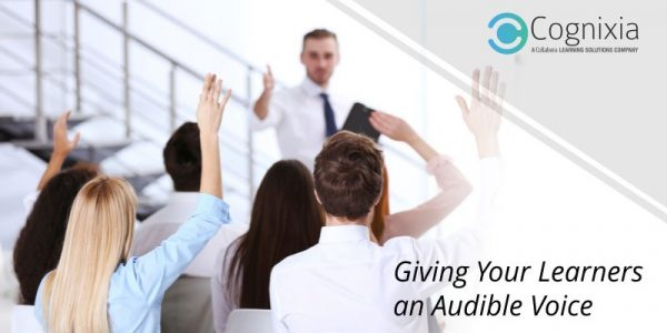 Giving Your Learners an Audible Voice