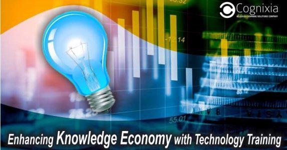 Enhancing Knowledge Economy with Technology Training