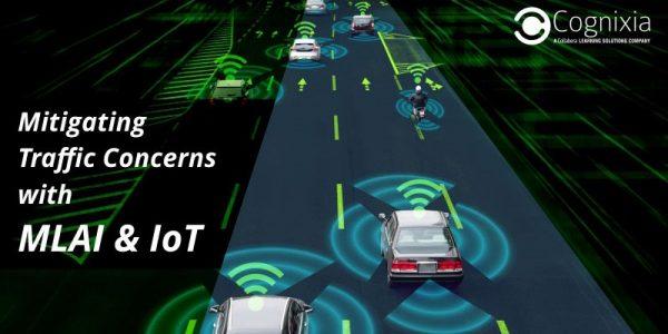 Mitigating Traffic Concerns with MLAI & IoT