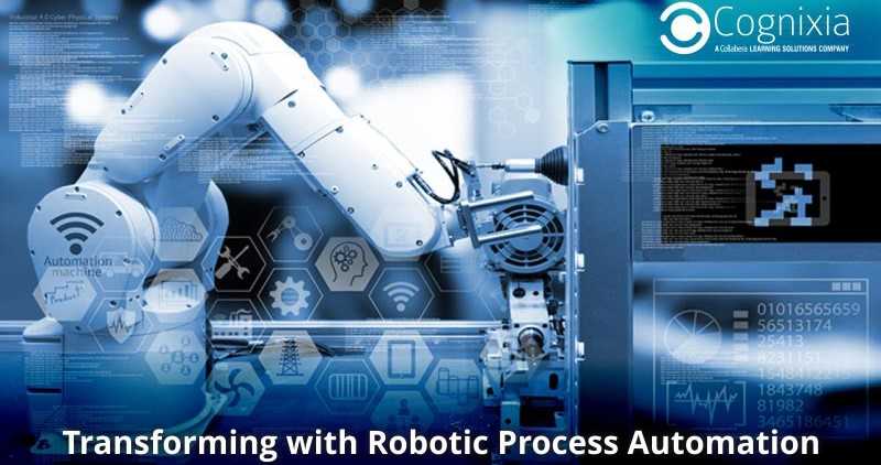 Transforming with Robotic Process Automation- 1