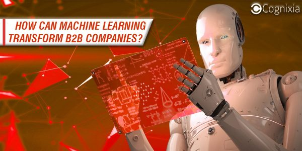 How Can Machine Learning Transform B2B Companies?