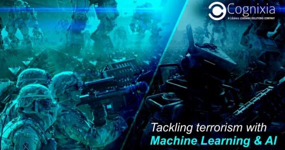 Tackling terrorism with Machine Learning & AI
