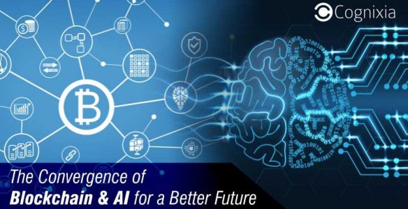The Convergence of Blockchain & AI for a Better Future