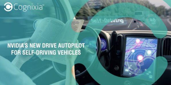 NVIDIA's new DRIVE AutoPilot for self-driving vehicles