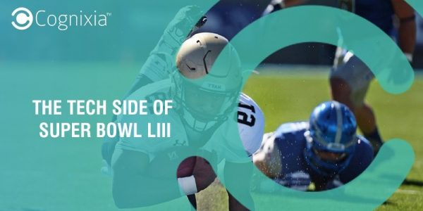 The Tech Side of Super Bowl LIII