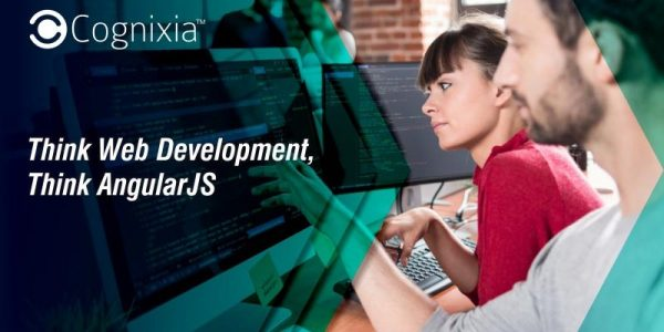 Think Web Development, Think  AngularJS