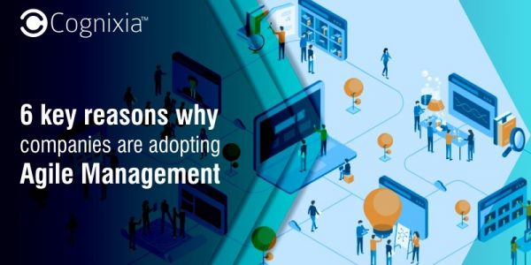 6 key reasons why companies are adopting Agile Management