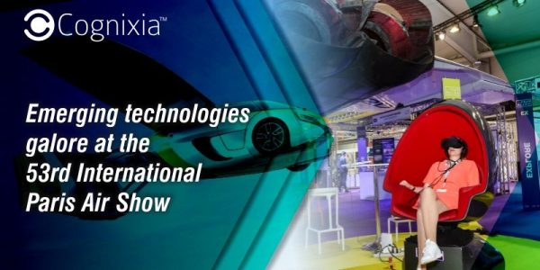 Emerging technologies galore at the 53rd International Paris Air Show