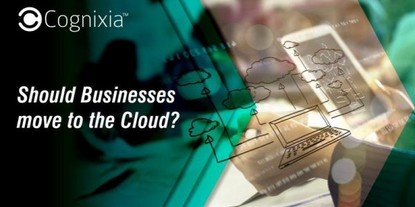 Should Businesses move to the Cloud?