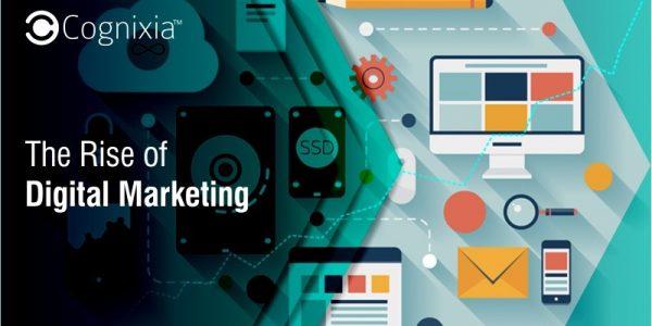 The Rise of Digital Marketing