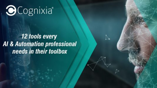 12 tools every AI & Automation professional needs in their toolbox