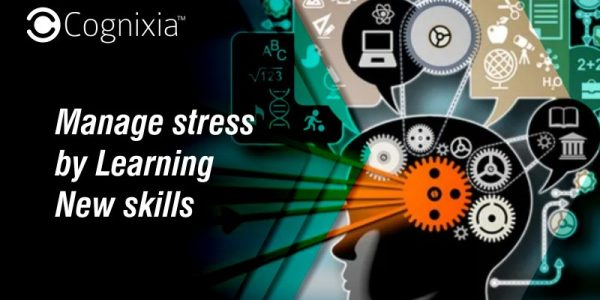 Manage stress by learning new skills