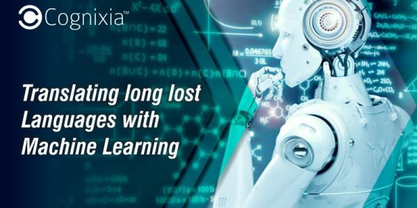 Translating long lost languages with machine learning
