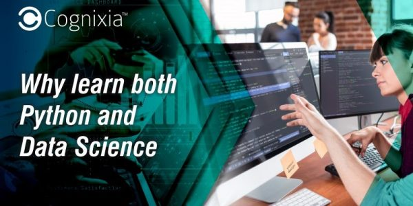 Why learn both Python and data science