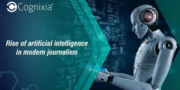 Rise of artificial intelligence in modern journalism