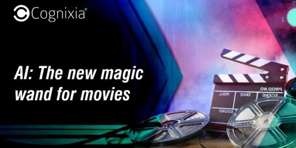 AI: The new magic wand for movies