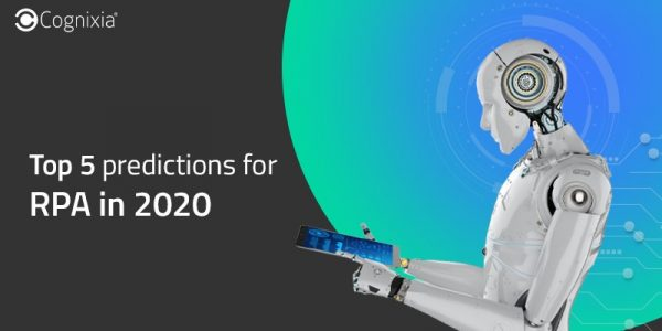 Top 5 predictions for RPA in 2020