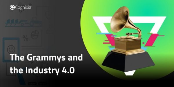 The Grammys and Industry 4.0