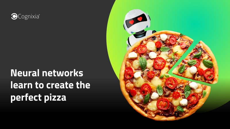 Neural networks & deep learning being trained to make the perfect pizza