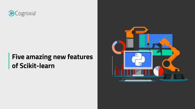 Five amazing new features in Scikit-learn 0.23